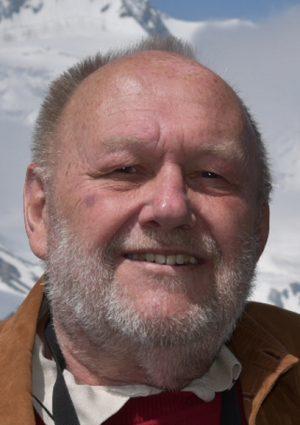 Portrait von Dr. Friedrich Egger
