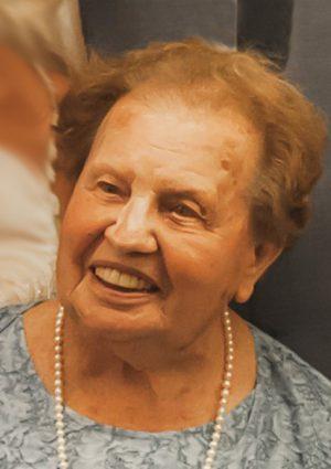 Portrait von Dr. Ingeborg Gander geb. Thimm