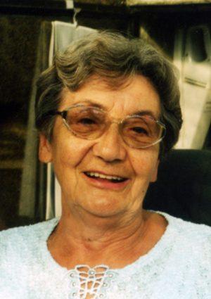 Portrait von Irmgard Eisenstecken geb. Stecher