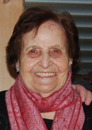 Portrait von Hanni Lechner geb. Schmid