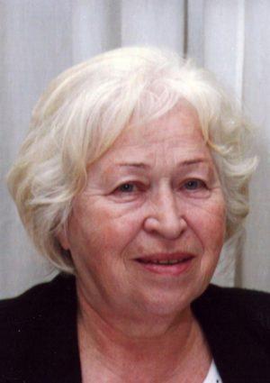 Portrait von Ida Tarcsay-Schneiderbauer