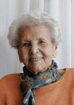 Portrait von Margarethe Fuchs geb. Wanek